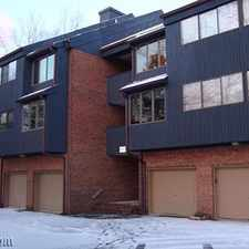 Rental info for Garage Included - 966 Square Feet, Great 2Nd Floor