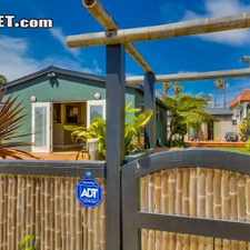 Rental info for Two Bedroom In Western San Diego in the Sunset Cliffs area