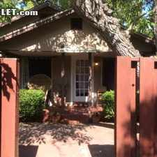 Rental info for One Bedroom In Stanislaus County