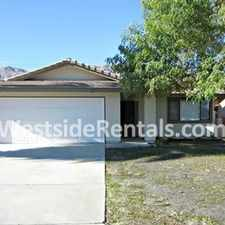 Rental info for 3 Bedroom 2 Bath House in the La Quinta area