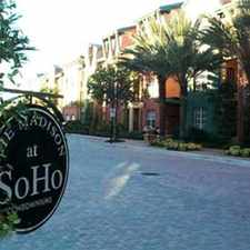 Rental info for Furnished Unit in Soho in the Courier City - Oscawana area