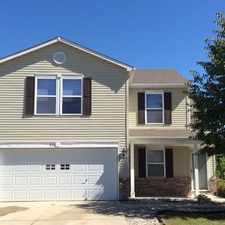 Rental info for 843 N Streamside Dr - 3 BR Greenfield IN
