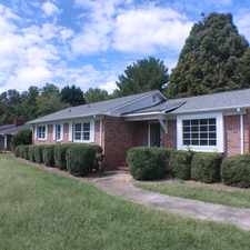 Rental info for * 2 weeks free rent!* Beautiful all brick home close to Spartanburg High