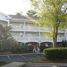 Rental info for Myrtle Beach 2 BR 2BA Condo.