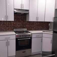 Rental info for 316 W 139th St #G