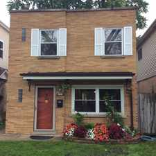 Rental info for 6540 North Olympia Avenue in the Edison Park area
