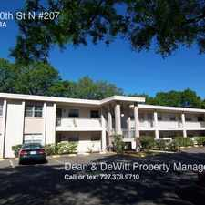 Rental info for 900 70th St N #207 in the 33710 area