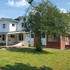 Rental info for 4 BR 2 BA LEASE WITH THE OPTION TO PURCHASE IN CLINTON!!