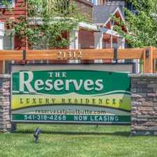 Rental info for The Reserves at Pilot Butte in the Bend area