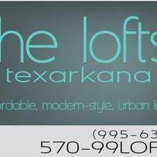 Rental info for The Lofts at Texarkana