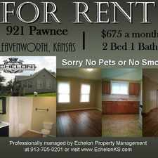Rental info for Renovated Cottage for Rent 2 Beds & 1 Bath $675