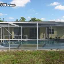 Rental info for $1500 3 bedroom House in Charlotte Port Charlotte