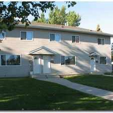 Rental info for : # 101, 9209-100 St., 2BR in the Grande Prairie area