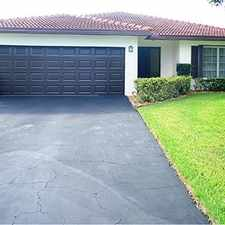 Rental info for SINGLE FAMILY HOME IN EAST BOCA RATON in the Boca Raton Hills area