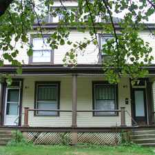 Rental info for 63 W Oakland in the Columbus area