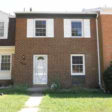 Rental info for 12471 Skipper Circle - Remodeled 3 Bedroom 3.5 Bathroom Townhouse with Two Kitchens in Lake Ridge, Woodbridge!
