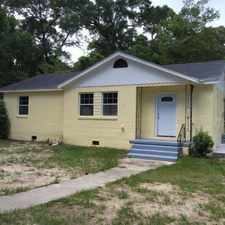Rental info for This home is located near schools, churches and quick access to interstate. To view this or any other home we have come by Keith Realty at 13 S. Florida St
