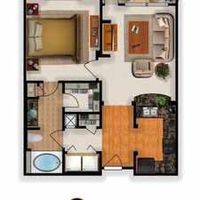 Rental info for Metropolitan in the Little Rock area