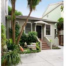 Rental info for 2-BR Newly remodeled carriage house w/ parking in in the Duboce Triangle area