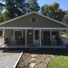 Rental info for Cute downtown bungalow!