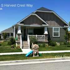 Rental info for 11646 S Harvest Crest Way