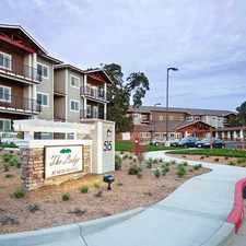 Rental info for 550ft2 - Senior-Apartments! 55+ Pet Friendly! The Lodge @ Morgan Hill