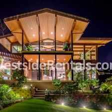 Rental info for Rancho Palos Verdes Family Home