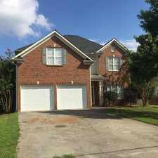Rental info for 4/2.5 Home in Cartersville