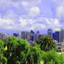 Rental info for 1670 Guy Street #c in the San Diego area