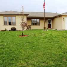 Rental info for Next to Ft. Riley!