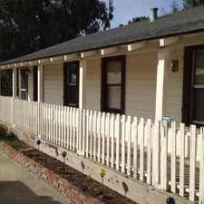 Rental info for One bedroom duplex close to shopping and highway access