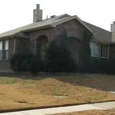 Rental info for 6160 Bowfin Dr, Ft Worth