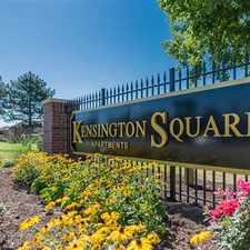 Rental info for Kensington Square Apartments