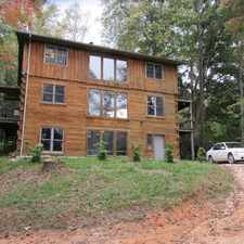 Rental info for Contemporary Log Cabin on 2+ acres