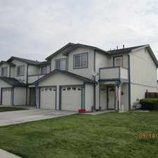 Rental info for Sutro Area Townhome