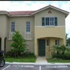 Rental info for San Remo Townhomes in the North Lauderdale area