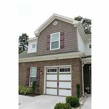 Rental info for Gorgeous, Like New, End Unit Townhouse with 4 Bedr in the Chesapeake area