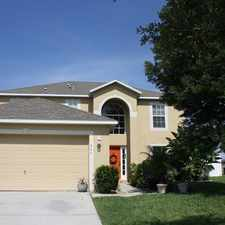 Rental info for 549 Stonewall Avenue , Haines City