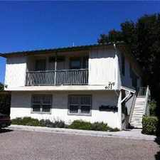 Rental info for Triplex near downtown Santa Barbara, CA in the West Downtown area