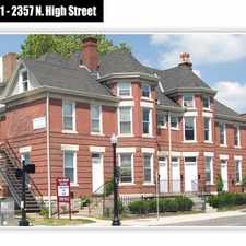 Rental info for 2351 N High St in the North Campus area