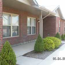 Rental info for 2 Bedroom Ranch Style with Attached Garage