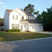 Rental info for Three Bedoom Home in Johson Farms!