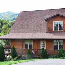 Rental info for Beautiful Home in Candler, NC for Rent
