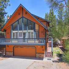 Rental info for Majestic Chalet