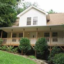 Rental info for Beautiful Home Northwest of Asheville