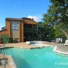 Rental info for Bluff Springs Townhomes