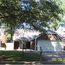 Rental info for 1414 Pin Oak Drive, Lawrence, KS