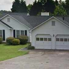 Rental info for Beautiful 3 bed 2 bath home in Snellville