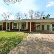 Rental info for 839 N. Cape Rock Dr , Cape Girardeau
