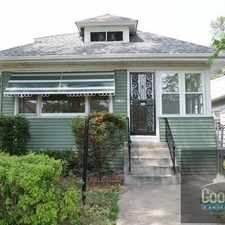 Rental info for 8810 South May Street